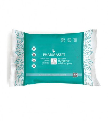pharmasept-tol-velvet-hygienic-cleansing-gloves-10-τμχ