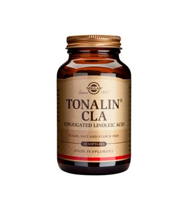 solgar-tonalin-cla-softgels-60-caps